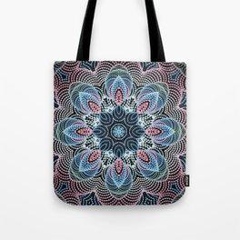 Kaleid 2 by Leslie Harlow Tote Bag