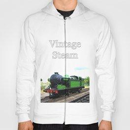 Vintage Steam railway engine Hoody