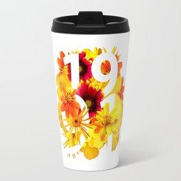 Flower 1991 Travel Mug