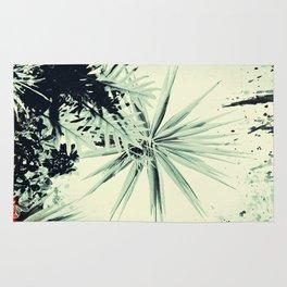 Abstract Urban Garden Rug