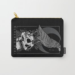 Memento Mori II Carry-All Pouch