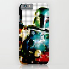 Boba Fett Vintage Pixels iPhone 6s Slim Case
