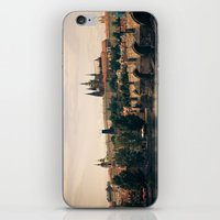 prague iPhone & iPod Skins featuring Prague by maisie ong