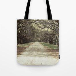 Shady Lane Isle of Hope Tote Bag