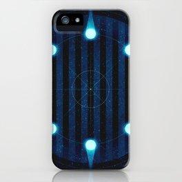Sol System - Kuiper Belt iPhone Case