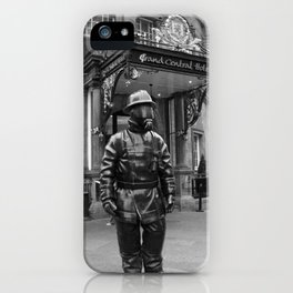 Gas Central iPhone Case