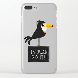 Toucan do it VS6S Clear iPhone Case