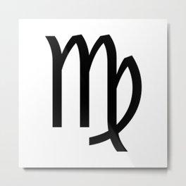 Virgo Metal Print