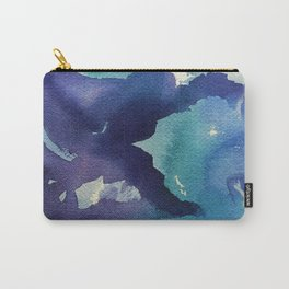 I dream in watercolor B Carry-All Pouch