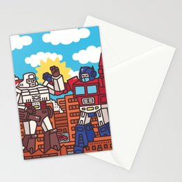Transformers Stationery Cards