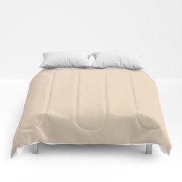 Novelle Peach Double Spanish White Comforters