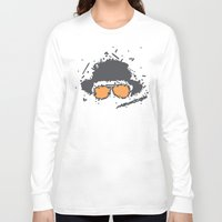 fear and loathing Long Sleeve T-shirts featuring Fear and Loathing in Las Vegas by Jacob Wise