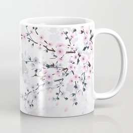 Pastel Cherry Blossom Coffee Mug