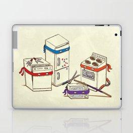 Teenage Mutant Ninja Kitchen Appliances Laptop & iPad Skin