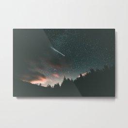 Stars II Metal Print