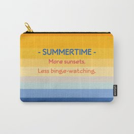 Summer Entertainment Carry-All Pouch