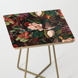 FLORAL AND BIRDS XIV Side Table