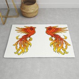 Phoenix #4 Rug