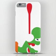 Yoshi Tongue Out - Minimalist - Nintendo iPhone 6s Plus Slim Case