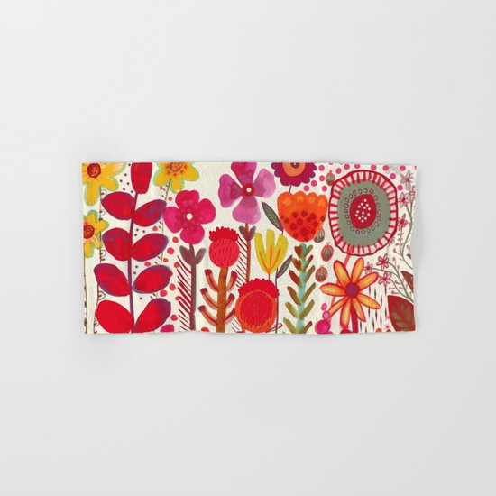 rouge love Hand & Bath Towel