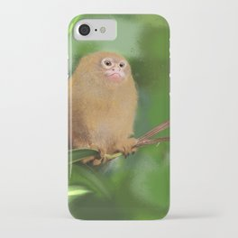 Pygmy marmoset iPhone Case