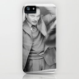 Chirac and the class! iPhone Case