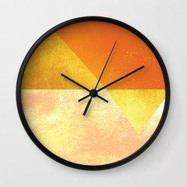 Warm summer day Wall Clock