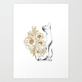 Imperfecciones Art Print