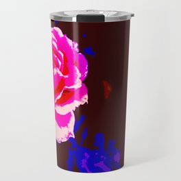 Alpine Sunset Chintz Travel Mug
