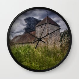 South Malling Church Wall Clock