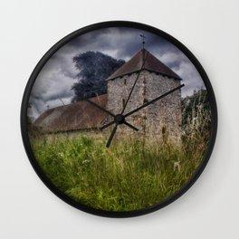 South Malling Church Wall Clock