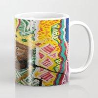 biggie Mugs featuring coogi biggie  by waddartbydrew
