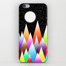 Snow Night iPhone Skin