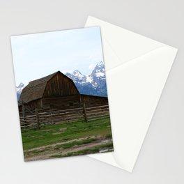 Mormon Row Iconic Barn Stationery Cards