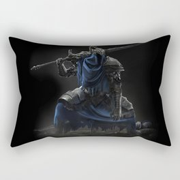 Artorias (Dark Souls fanart) Rectangular Pillow