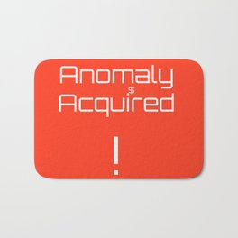 anomaly acquired 001 Bath Mat