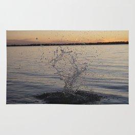 Waco Water Splash Rug