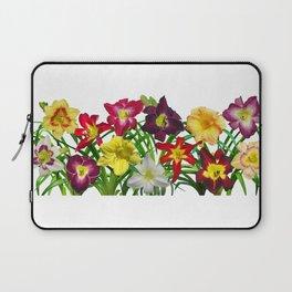 Display of daylilies I Laptop Sleeve