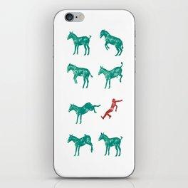 Mule iPhone Skin