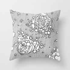 Matter in the Void Throw Pillow