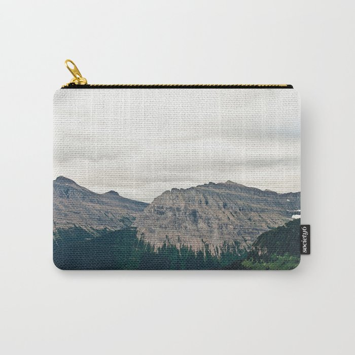 Mountain Green Carry-All Pouch