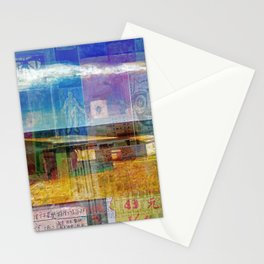 Baja Mixup Stationery Cards