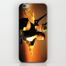 Freddie Krueger as Jack Dawson iPhone & iPod Skin