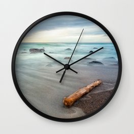 the drift wood Wall Clock