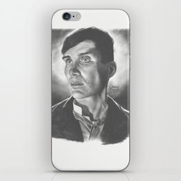 """You can't change what you want"" iPhone Skin"