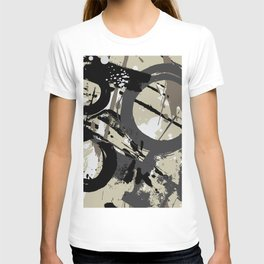 Enso Groove D by Kathy Morton Stanion T-shirt