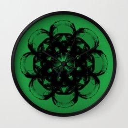 Anemone 'Corpus' Wall Clock