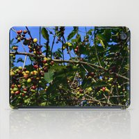 cafe iPad Cases featuring Cafe by Camaracraft