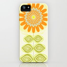 Flowers Found Growing From The Ground iPhone Case