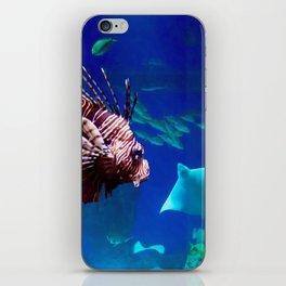 Lionfish no 2 - Dragonfish iPhone Skin